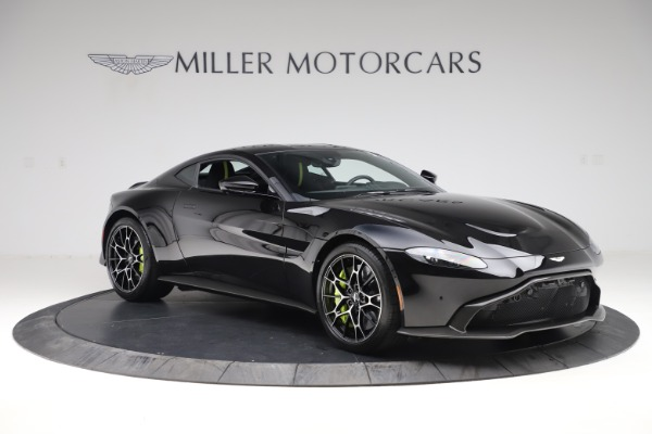 New 2020 Aston Martin Vantage AMR Coupe for sale $191,931 at Pagani of Greenwich in Greenwich CT 06830 12