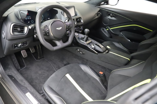 New 2020 Aston Martin Vantage AMR Coupe for sale $191,931 at Pagani of Greenwich in Greenwich CT 06830 13