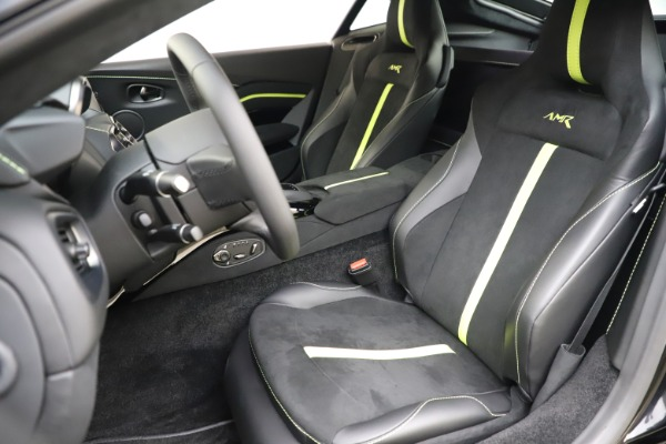New 2020 Aston Martin Vantage AMR Coupe for sale $191,931 at Pagani of Greenwich in Greenwich CT 06830 15