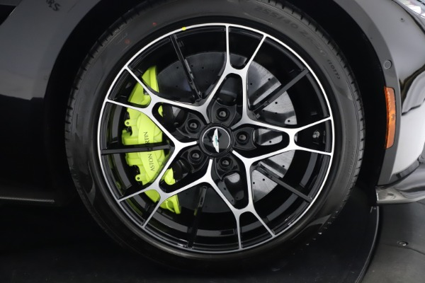 New 2020 Aston Martin Vantage AMR Coupe for sale $191,931 at Pagani of Greenwich in Greenwich CT 06830 24