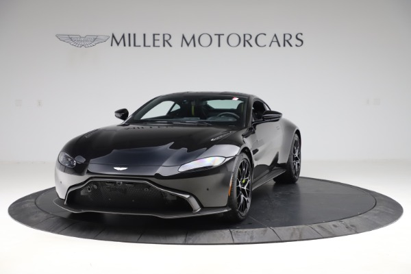 New 2020 Aston Martin Vantage AMR Coupe for sale $191,931 at Pagani of Greenwich in Greenwich CT 06830 3