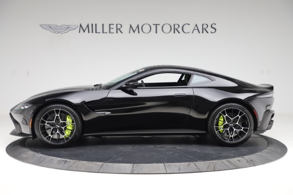 New 2020 Aston Martin Vantage AMR Coupe for sale $191,931 at Pagani of Greenwich in Greenwich CT 06830 4