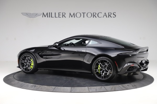 New 2020 Aston Martin Vantage AMR Coupe for sale $191,931 at Pagani of Greenwich in Greenwich CT 06830 5