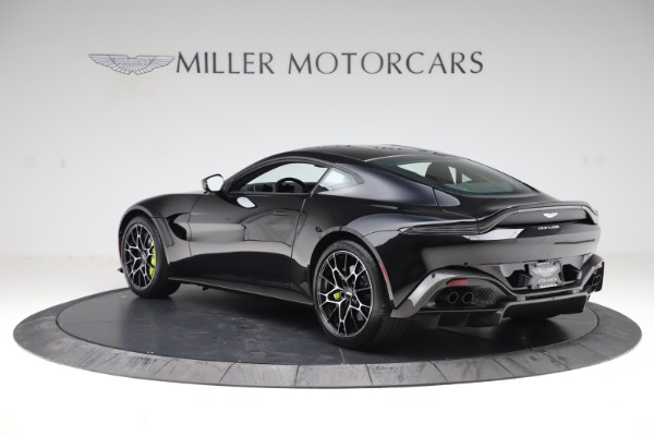 New 2020 Aston Martin Vantage AMR Coupe for sale $191,931 at Pagani of Greenwich in Greenwich CT 06830 6