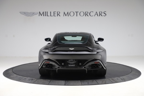 New 2020 Aston Martin Vantage AMR Coupe for sale $191,931 at Pagani of Greenwich in Greenwich CT 06830 7