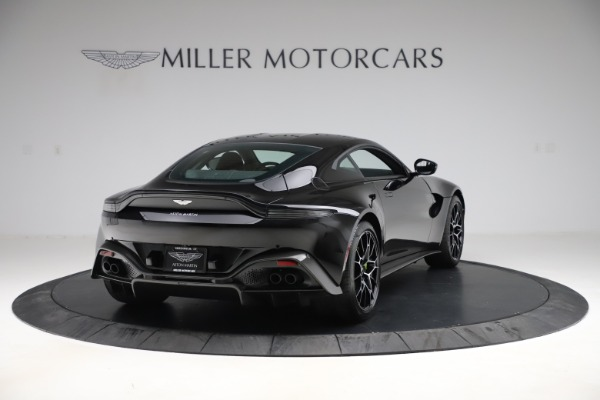 New 2020 Aston Martin Vantage AMR Coupe for sale $191,931 at Pagani of Greenwich in Greenwich CT 06830 8