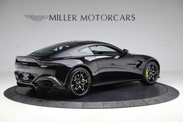 New 2020 Aston Martin Vantage AMR Coupe for sale $191,931 at Pagani of Greenwich in Greenwich CT 06830 9