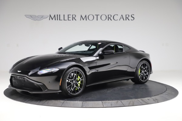 New 2020 Aston Martin Vantage AMR Coupe for sale $191,931 at Pagani of Greenwich in Greenwich CT 06830 1
