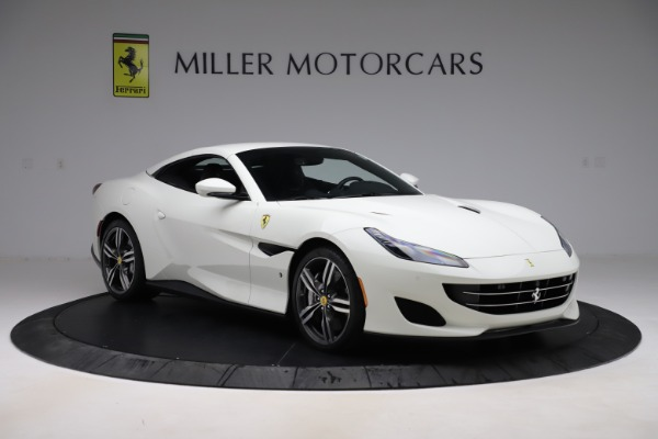 Used 2019 Ferrari Portofino for sale Sold at Pagani of Greenwich in Greenwich CT 06830 18