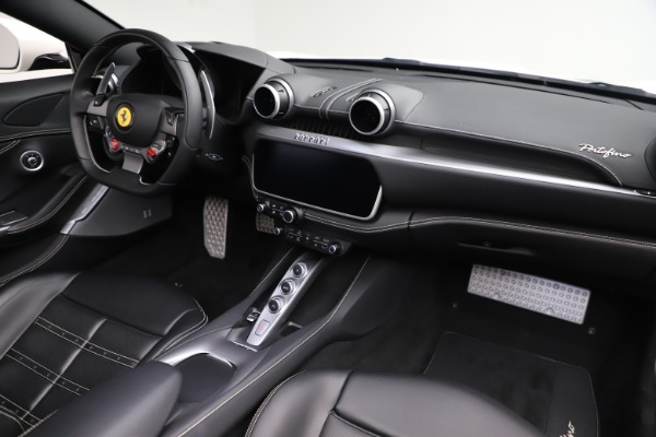 Used 2019 Ferrari Portofino for sale Sold at Pagani of Greenwich in Greenwich CT 06830 23