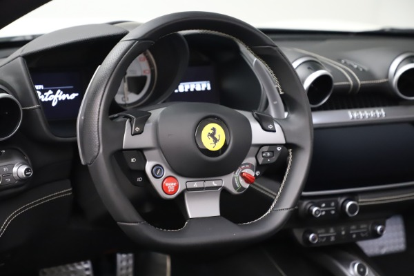 Used 2019 Ferrari Portofino for sale Sold at Pagani of Greenwich in Greenwich CT 06830 26