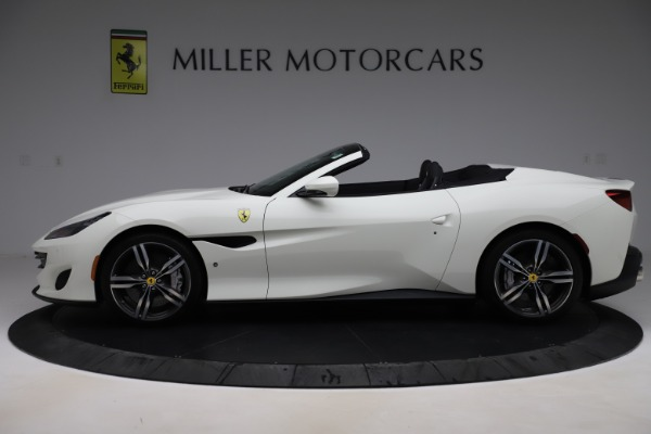 Used 2019 Ferrari Portofino for sale Sold at Pagani of Greenwich in Greenwich CT 06830 3