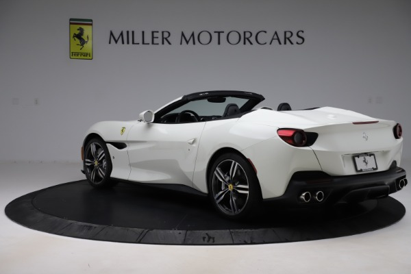 Used 2019 Ferrari Portofino for sale Sold at Pagani of Greenwich in Greenwich CT 06830 4