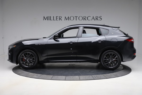 New 2020 Maserati Levante Q4 GranSport for sale $88,885 at Pagani of Greenwich in Greenwich CT 06830 3