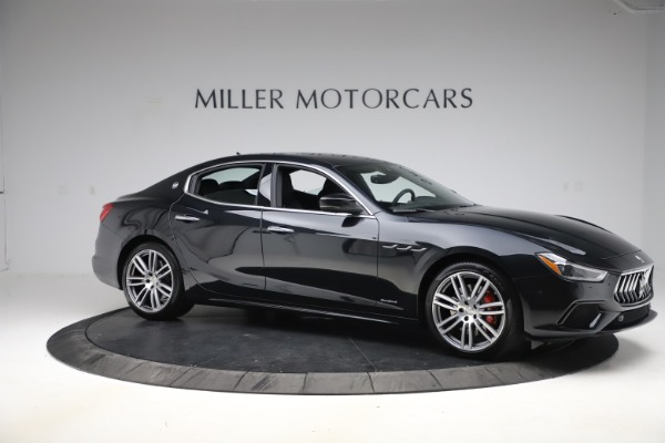 New 2020 Maserati Ghibli S Q4 GranSport for sale $88,285 at Pagani of Greenwich in Greenwich CT 06830 10