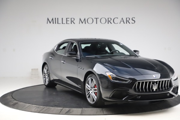 New 2020 Maserati Ghibli S Q4 GranSport for sale $70,331 at Pagani of Greenwich in Greenwich CT 06830 11