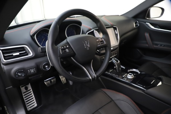 New 2020 Maserati Ghibli S Q4 GranSport for sale $88,285 at Pagani of Greenwich in Greenwich CT 06830 13