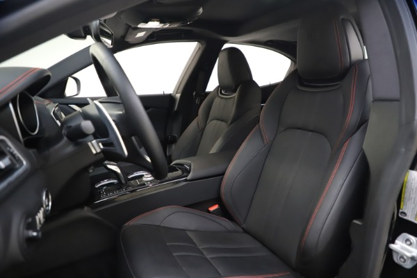 New 2020 Maserati Ghibli S Q4 GranSport for sale $88,285 at Pagani of Greenwich in Greenwich CT 06830 15