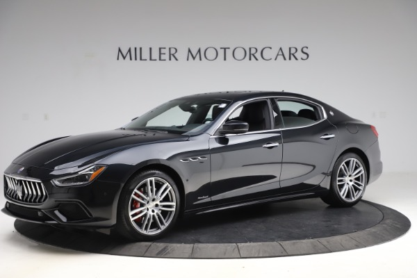 New 2020 Maserati Ghibli S Q4 GranSport for sale $70,331 at Pagani of Greenwich in Greenwich CT 06830 2