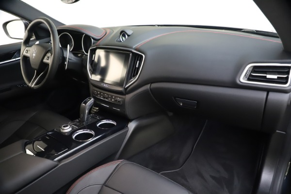 New 2020 Maserati Ghibli S Q4 GranSport for sale $88,285 at Pagani of Greenwich in Greenwich CT 06830 23
