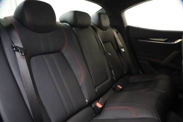 New 2020 Maserati Ghibli S Q4 GranSport for sale $70,331 at Pagani of Greenwich in Greenwich CT 06830 24