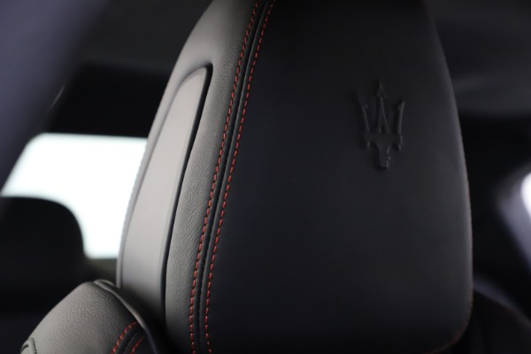 New 2020 Maserati Ghibli S Q4 GranSport for sale $88,285 at Pagani of Greenwich in Greenwich CT 06830 27