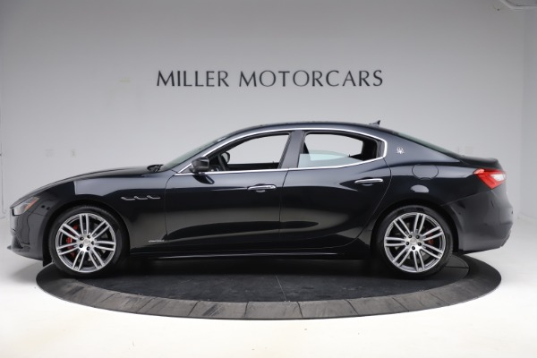 New 2020 Maserati Ghibli S Q4 GranSport for sale $70,331 at Pagani of Greenwich in Greenwich CT 06830 3