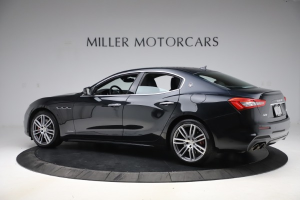 New 2020 Maserati Ghibli S Q4 GranSport for sale $70,331 at Pagani of Greenwich in Greenwich CT 06830 4