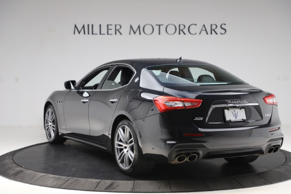 New 2020 Maserati Ghibli S Q4 GranSport for sale $88,285 at Pagani of Greenwich in Greenwich CT 06830 5