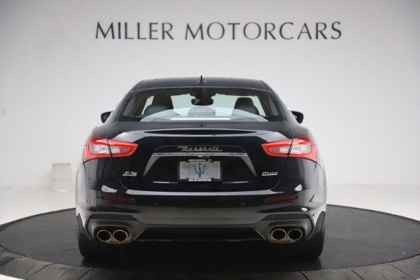 New 2020 Maserati Ghibli S Q4 GranSport for sale $88,285 at Pagani of Greenwich in Greenwich CT 06830 6