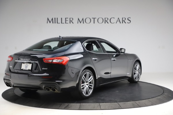 New 2020 Maserati Ghibli S Q4 GranSport for sale $70,331 at Pagani of Greenwich in Greenwich CT 06830 7
