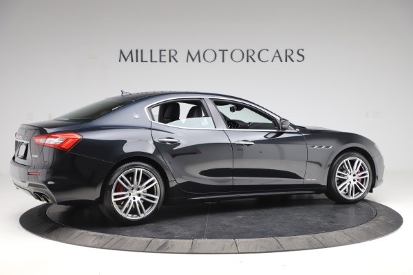 New 2020 Maserati Ghibli S Q4 GranSport for sale $70,331 at Pagani of Greenwich in Greenwich CT 06830 8
