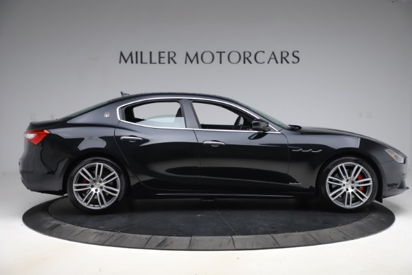 New 2020 Maserati Ghibli S Q4 GranSport for sale $70,331 at Pagani of Greenwich in Greenwich CT 06830 9