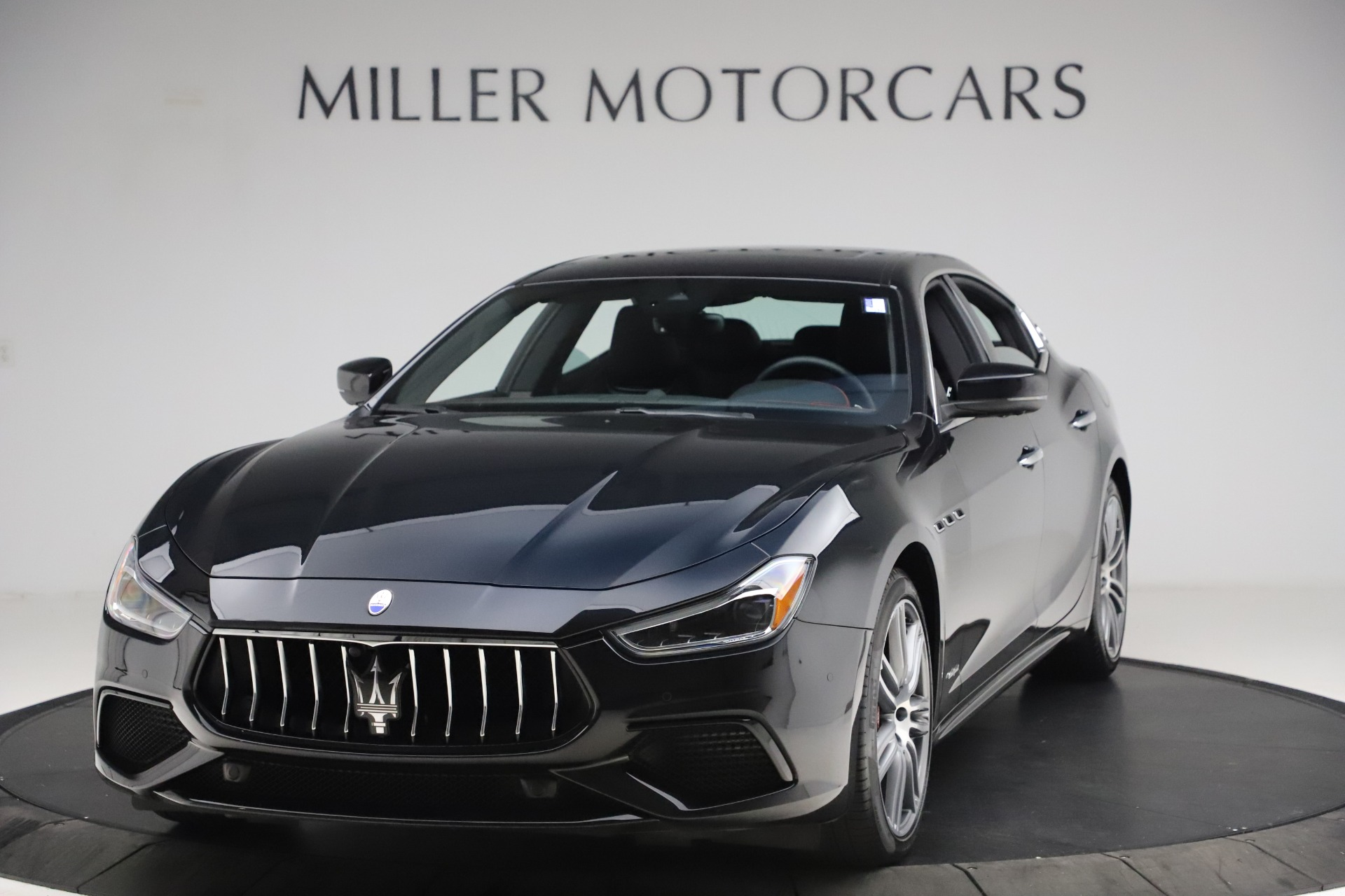 New 2020 Maserati Ghibli S Q4 GranSport for sale $70,331 at Pagani of Greenwich in Greenwich CT 06830 1