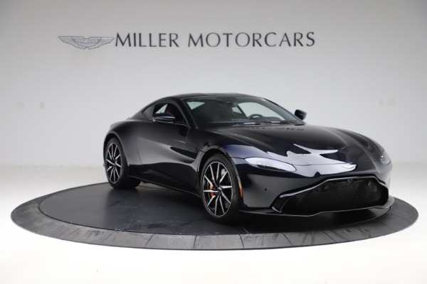New 2020 Aston Martin Vantage Coupe for sale $195,681 at Pagani of Greenwich in Greenwich CT 06830 10