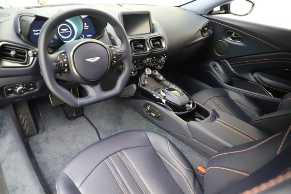New 2020 Aston Martin Vantage Coupe for sale Sold at Pagani of Greenwich in Greenwich CT 06830 12
