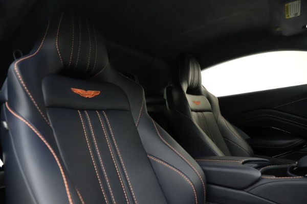 New 2020 Aston Martin Vantage Coupe for sale $195,681 at Pagani of Greenwich in Greenwich CT 06830 15