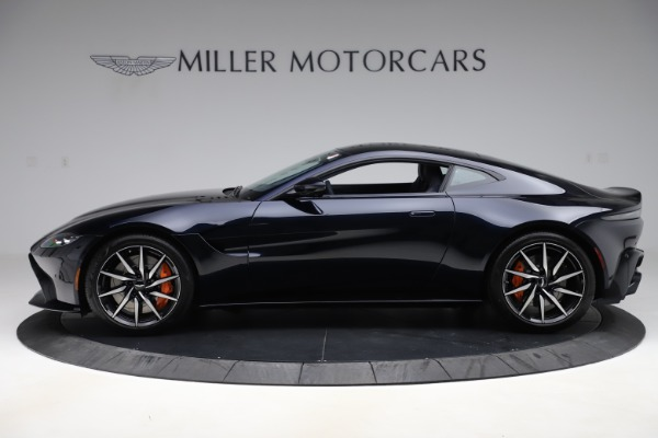 New 2020 Aston Martin Vantage Coupe for sale $195,681 at Pagani of Greenwich in Greenwich CT 06830 2