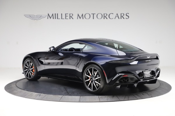 New 2020 Aston Martin Vantage Coupe for sale $195,681 at Pagani of Greenwich in Greenwich CT 06830 3