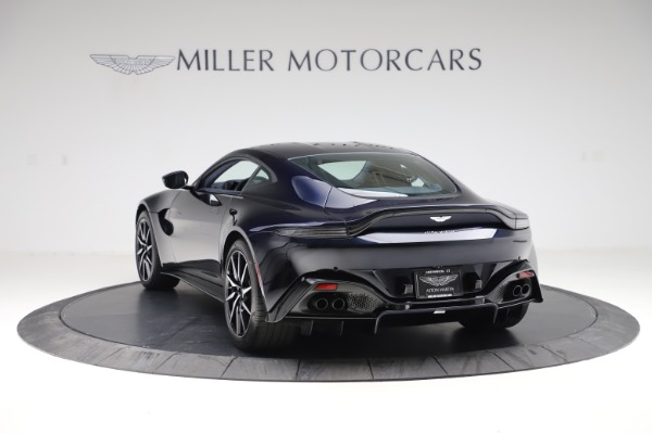 New 2020 Aston Martin Vantage Coupe for sale $195,681 at Pagani of Greenwich in Greenwich CT 06830 4