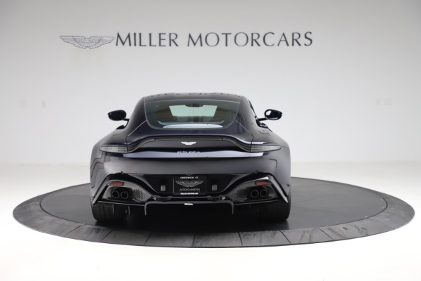 New 2020 Aston Martin Vantage Coupe for sale $195,681 at Pagani of Greenwich in Greenwich CT 06830 5