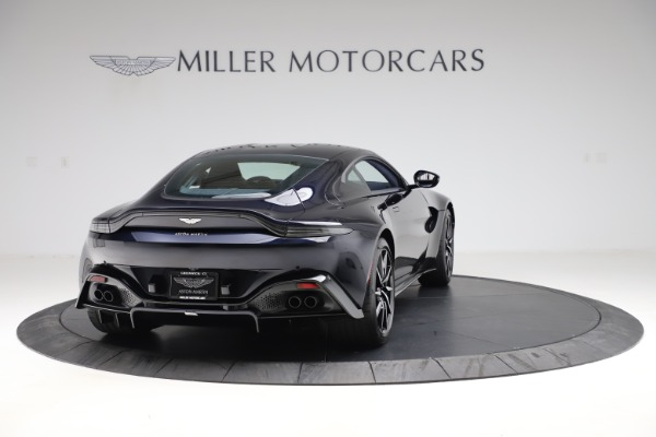 New 2020 Aston Martin Vantage Coupe for sale $195,681 at Pagani of Greenwich in Greenwich CT 06830 6