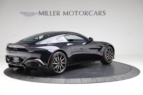 New 2020 Aston Martin Vantage Coupe for sale $195,681 at Pagani of Greenwich in Greenwich CT 06830 7