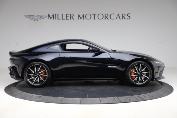 New 2020 Aston Martin Vantage Coupe for sale $195,681 at Pagani of Greenwich in Greenwich CT 06830 8