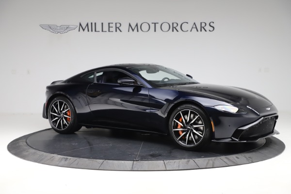 New 2020 Aston Martin Vantage Coupe for sale $195,681 at Pagani of Greenwich in Greenwich CT 06830 9
