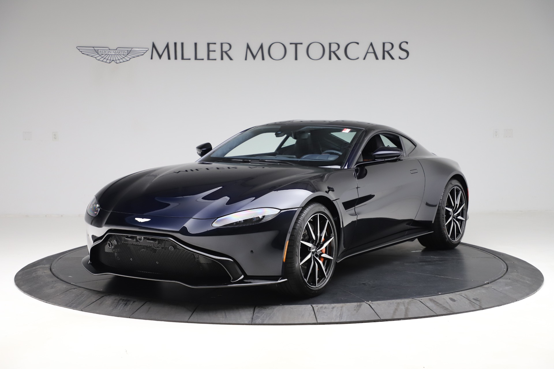New 2020 Aston Martin Vantage Coupe for sale $195,681 at Pagani of Greenwich in Greenwich CT 06830 1
