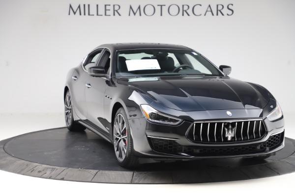 New 2019 Maserati Ghibli S Q4 GranLusso for sale $98,395 at Pagani of Greenwich in Greenwich CT 06830 11