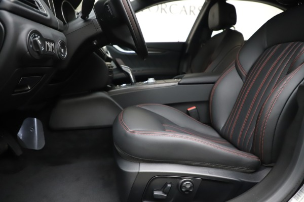 New 2019 Maserati Ghibli S Q4 GranLusso for sale $98,395 at Pagani of Greenwich in Greenwich CT 06830 14
