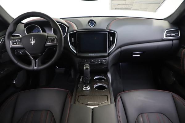 New 2019 Maserati Ghibli S Q4 GranLusso for sale $98,395 at Pagani of Greenwich in Greenwich CT 06830 16