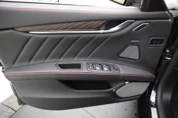 New 2019 Maserati Ghibli S Q4 GranLusso for sale $98,395 at Pagani of Greenwich in Greenwich CT 06830 17